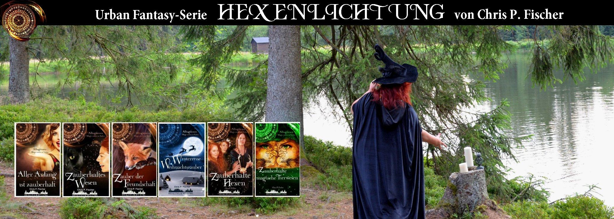 Hexenblog - Magisches aus der Hexenlichtung